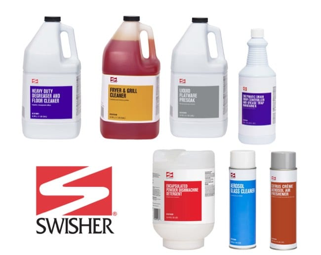 SGC Foodservice Chemicals
