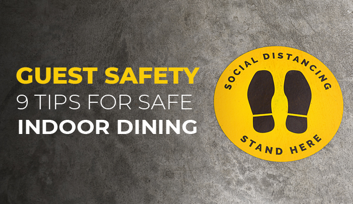 9 Tips for Safe Indoor Dining